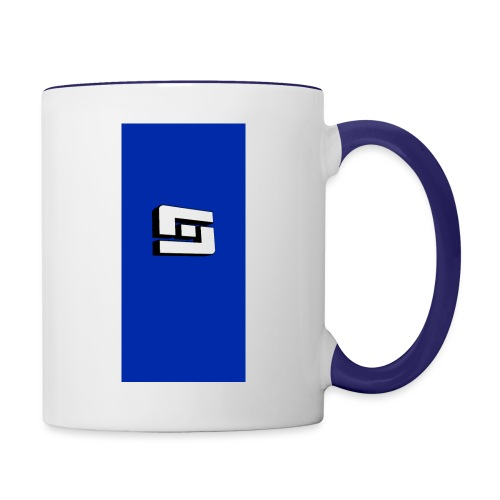 whites i5 - Contrast Coffee Mug