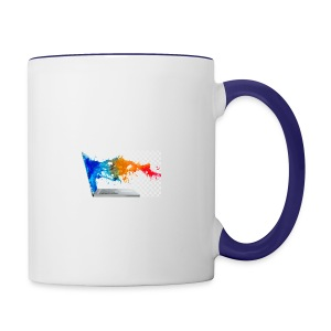 ic-7497 - Contrast Coffee Mug