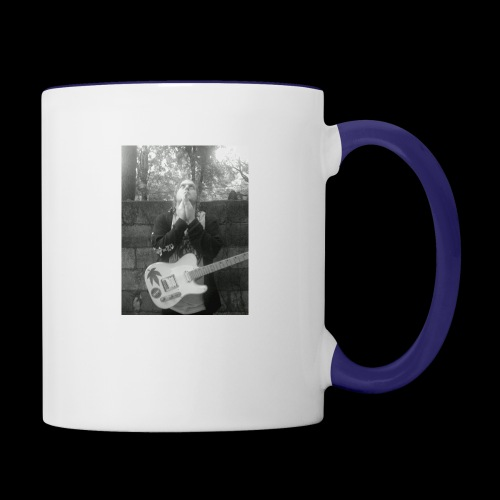 The Power of Prayer - Contrast Coffee Mug