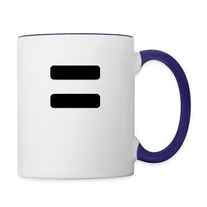 Ciciquals - Contrast Coffee Mug