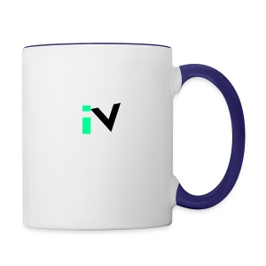 Isaac Velarde merch - Contrast Coffee Mug