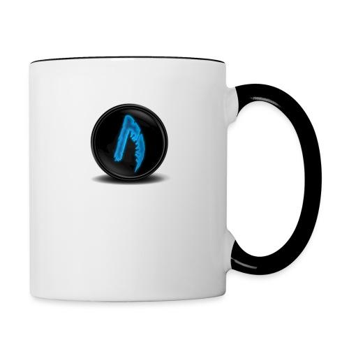 LBV Winger Merch - Contrast Coffee Mug