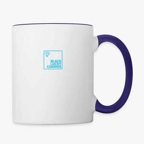 Black Luckycharmsshp - Contrast Coffee Mug