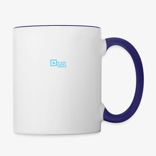 Black Luckycharms offical shop - Contrast Coffee Mug