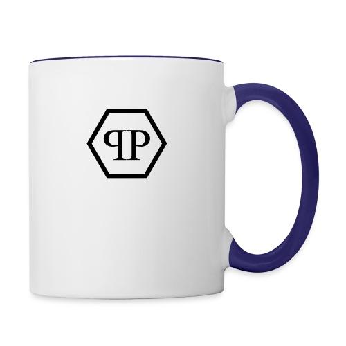 LOGO ONE - Contrast Coffee Mug