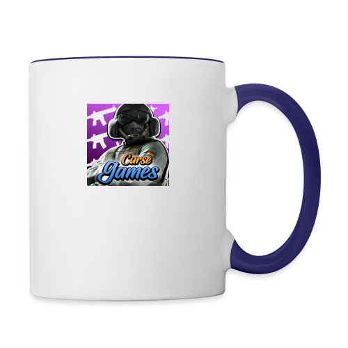 Curse Gaming Logo - Contrast Coffee Mug