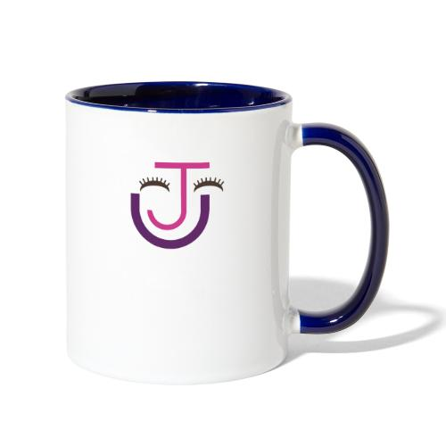 Happy Face Accessories - Contrast Coffee Mug