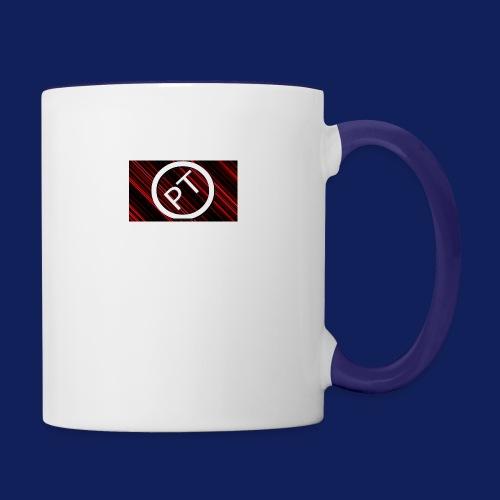 Pallavitube wear - Contrast Coffee Mug