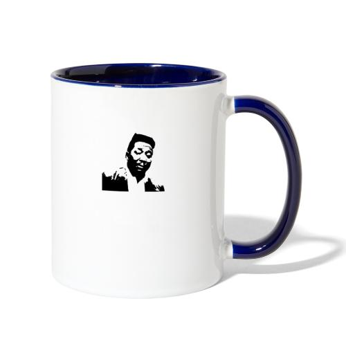 Muddy waters - Contrast Coffee Mug
