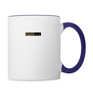 Hustle_Life - Contrast Coffee Mug