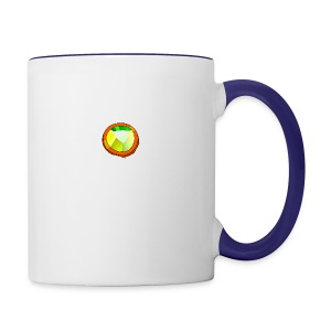 Life Crystal - Contrast Coffee Mug