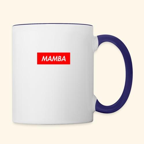 Supreme Mamba - Contrast Coffee Mug