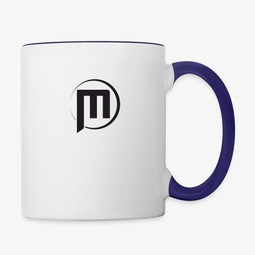 Mini Battlfield Games - Simple M - Contrast Coffee Mug