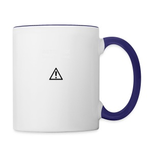 Spaceteam Asteroid! - Contrast Coffee Mug