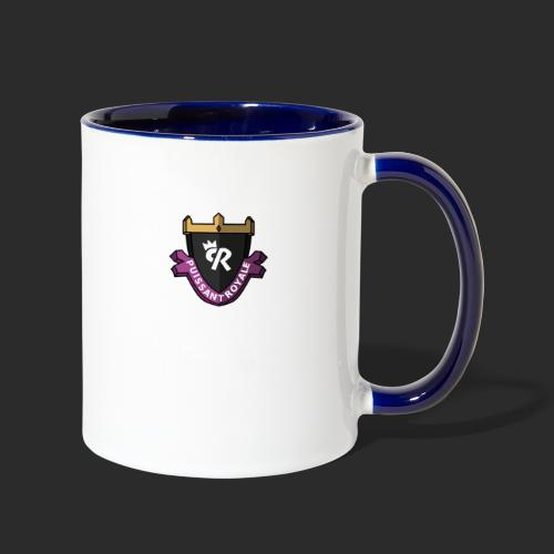 Puissant Royale Logo - Contrast Coffee Mug