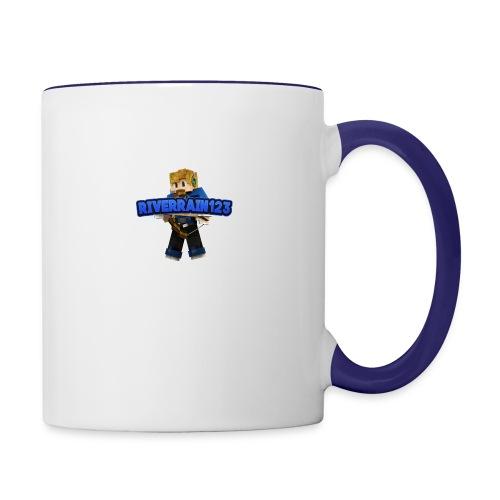 Riverrain123 - Contrast Coffee Mug