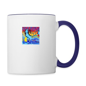 Endless Summer of Love - Contrast Coffee Mug
