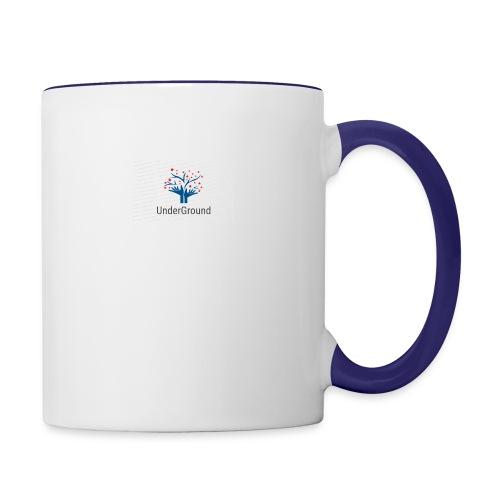 Charity Logo - Contrast Coffee Mug