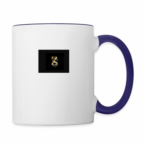 ZS - Contrast Coffee Mug