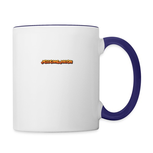 6A559E9F FA9E 4411 97DE 1767154DA727 - Contrast Coffee Mug