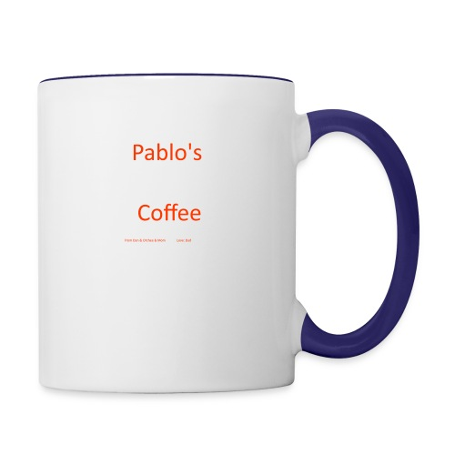 Dad - Contrast Coffee Mug