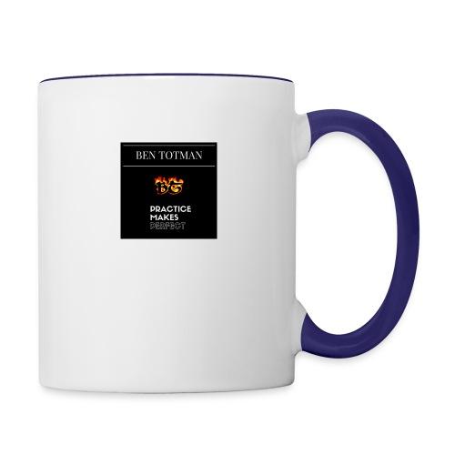 Ben Totman - Contrast Coffee Mug