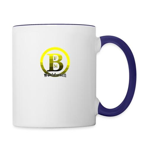 BFMWORLD - Contrast Coffee Mug