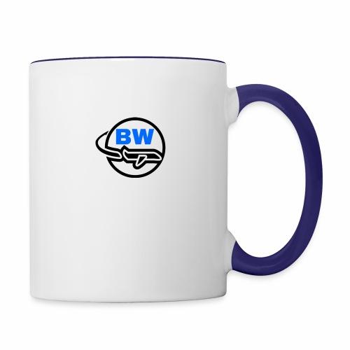 BW Logo - Contrast Coffee Mug