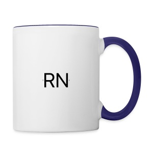 RN_Logo_small - Contrast Coffee Mug