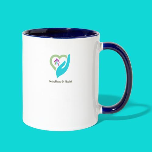 body home and health limited edition - Contrast Coffee Mug