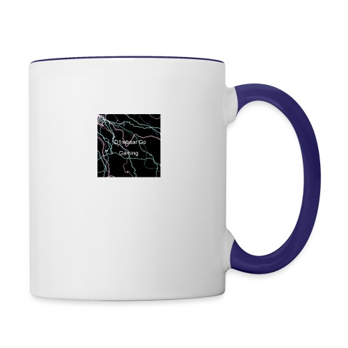 D1reboar Go YouTube Sticker - Contrast Coffee Mug
