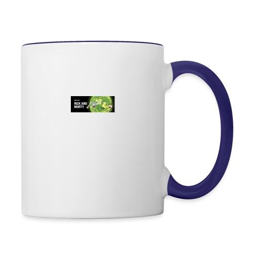 flippy - Contrast Coffee Mug