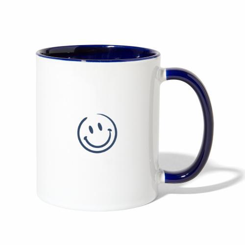 Joyful happy Baby - Contrast Coffee Mug