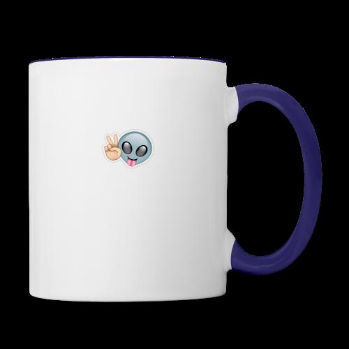 GRAVITNATORS - Contrast Coffee Mug