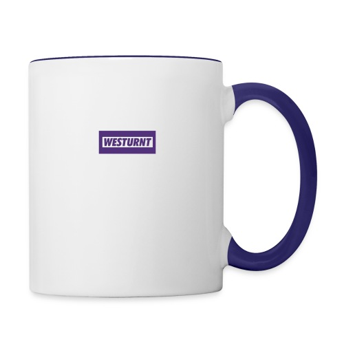 Westurnt - Contrast Coffee Mug