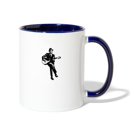 Mr Johnson - Contrast Coffee Mug