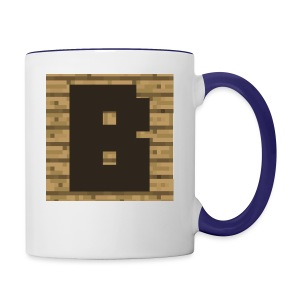 Brushykibbles - Contrast Coffee Mug