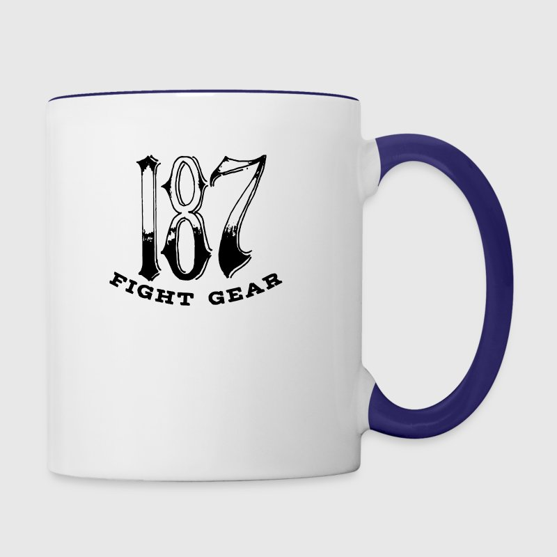 187 Fight Gear Homeware - Contrast Coffee Mug