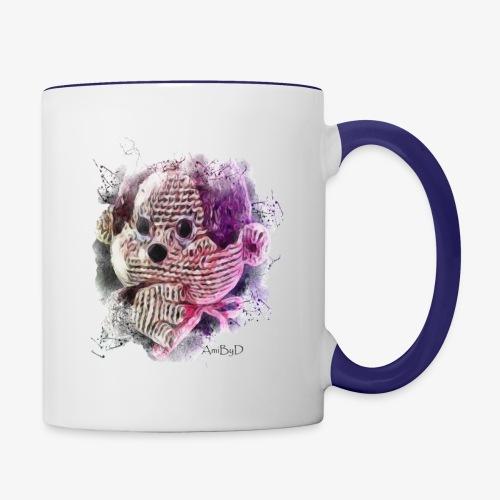 Monchichi - Contrast Coffee Mug