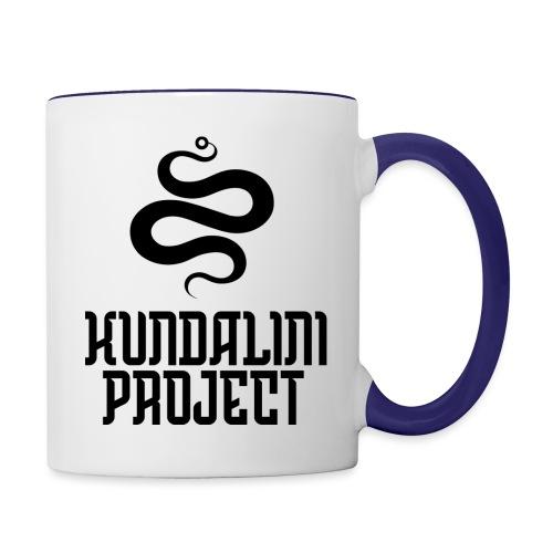 Phone Cover Logo Black - Contrast Coffee Mug