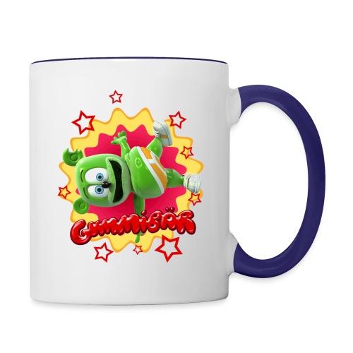 Gummibär Starburst - Contrast Coffee Mug
