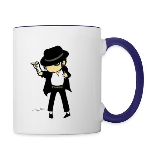 KOP Vector Art - Contrast Coffee Mug