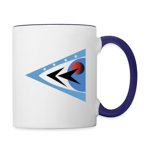 Ultra Probe Tee - Contrast Coffee Mug