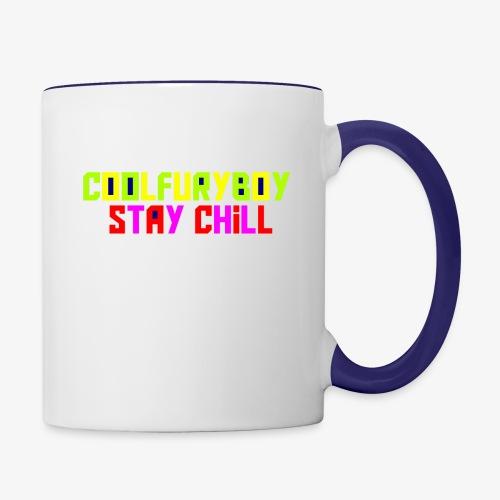 CoolFuryBoy - Contrast Coffee Mug