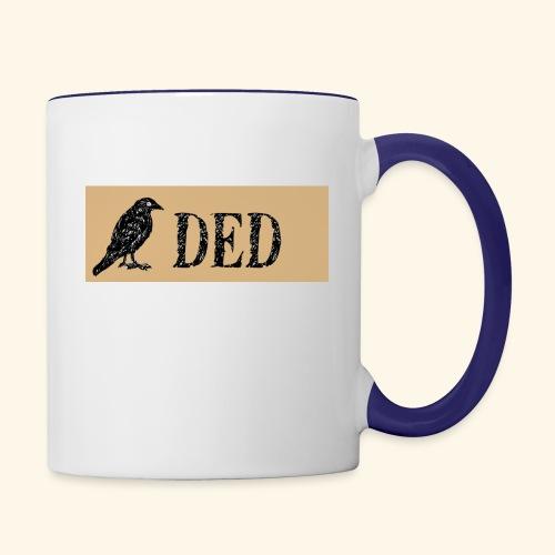 Classic Crowded - Contrast Coffee Mug