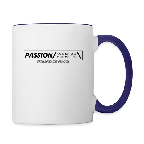 Spread the word! - Thank you for letting us know! - Contrast Coffee Mug
