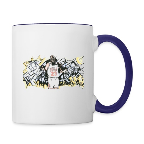 MJ - Contrast Coffee Mug