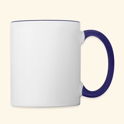 Toasty - Bubble - Contrast Coffee Mug