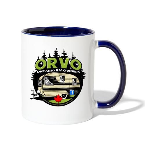 Ontario RV Owners - Contrast Coffee Mug