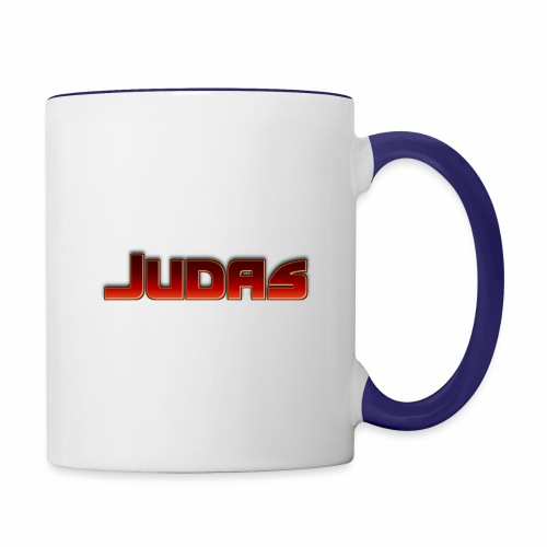Judas - Contrast Coffee Mug